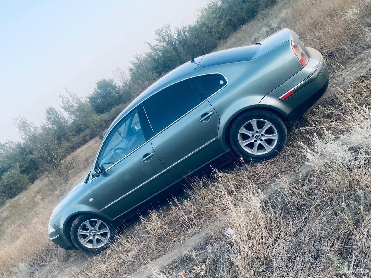 Volkswagen Passat, 2002  89895125805 купить 2