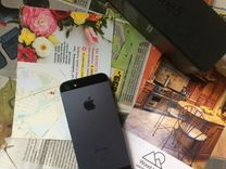 iPhone 5(32g black ideal