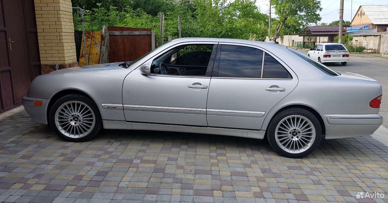 Mercedes-Benz E-класс, 2000  89187099244 купить 1