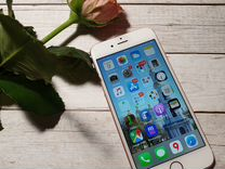 Apple iPhone 6s 64gb rose +аксессуары