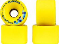 Продам колёса orangatang stimulus 70MM - 86а