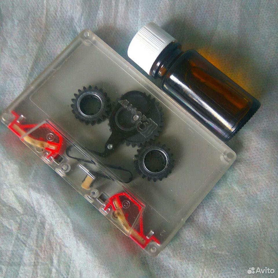 89632955634  Кассета чистящая для кассетных магнитофонов