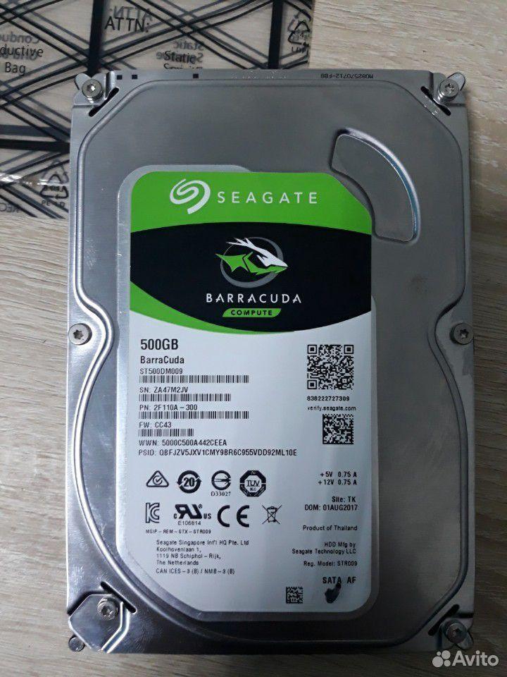 Жесткий Seagate (почти новый)  89197162070 купить 1