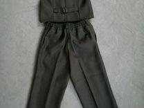 Костюм-двойка и рубашка, 98 см