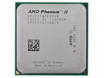 AMD Phenom II X2 555 AM3