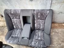 Салон ткань Mercedes-Benz E-class w210