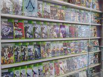 Игры PS2/3/4, PSP, Vita, Xbox360/One, Wiiu, Switch