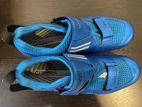 Новые велотуфли Shimano TR9 SPD-SL Triathlon Shoes
