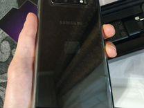 SAMSUNG Galaxy S10 Plus 1024 гб black ceramic
