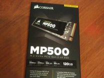 SSD M.2 Corsair Force MP500 120Гб PCI-E x4, NVMe — Товары для компьютера в Самаре