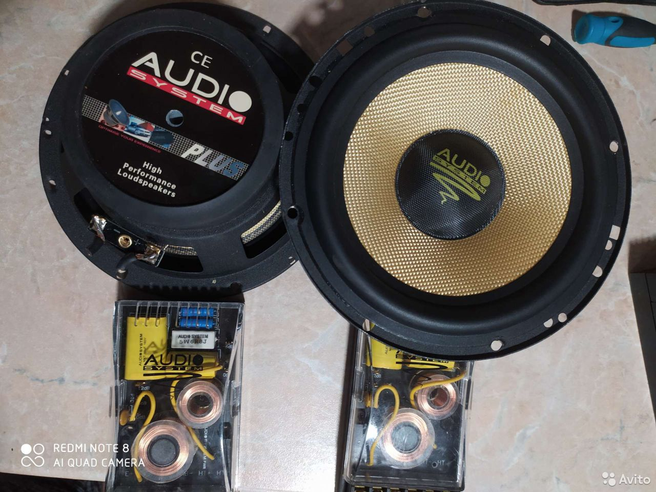 Колонки Audio System  89894507911 купить 2