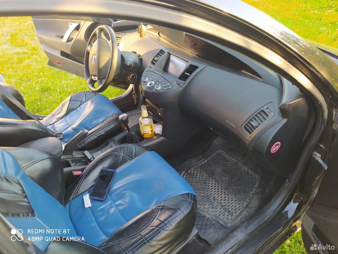 Nissan Primera, 2007  89120806407 купить 4