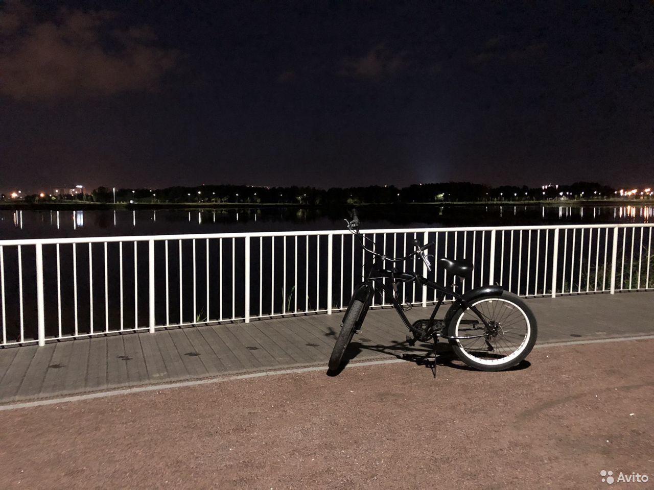 Прогулочный велосипед