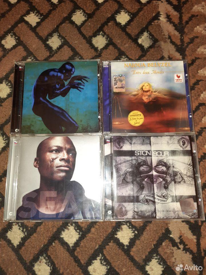 Seal 2CD / Stone Sour / Najoua Belyzel  89029561341 купить 1