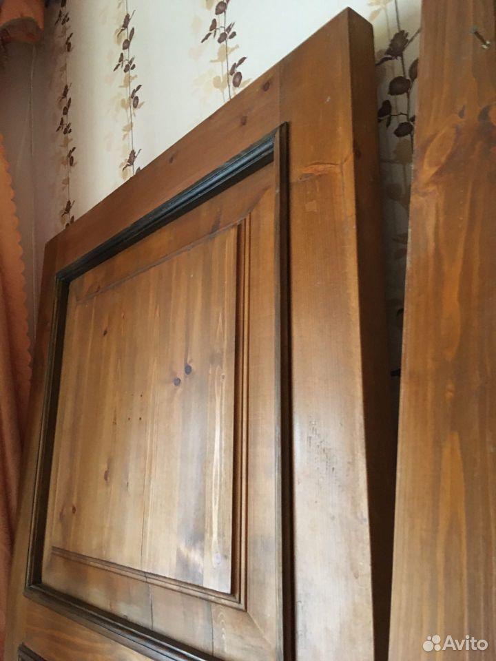 Дверь деревянная филенчатая мореная  89372752006 купить 5