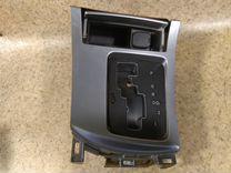 Накладка на кулису Mazda 3 BL 2009-2013