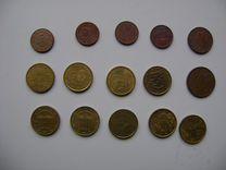 Монеты евроценты