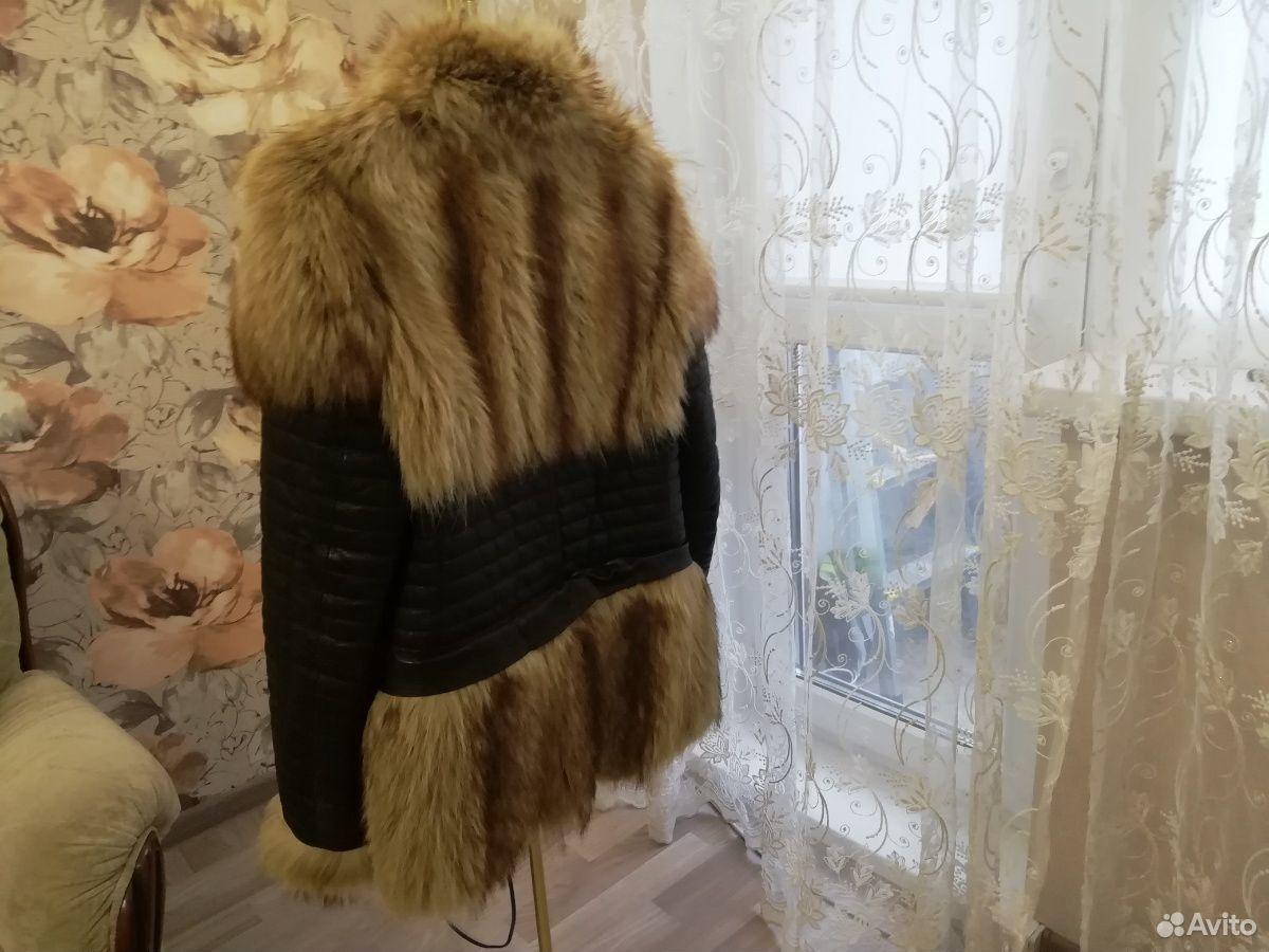 Куртка, натуральная кожа  89006739525 купить 4