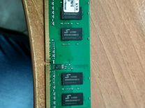 Память 1 гб Kingston KVR800D2N6/1g