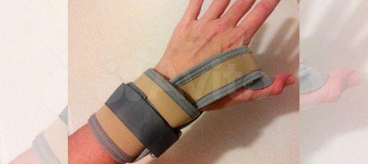 Бандаж ортопедический на лучезапястный сустав бн6-02 хруст и боли в коленных суставах