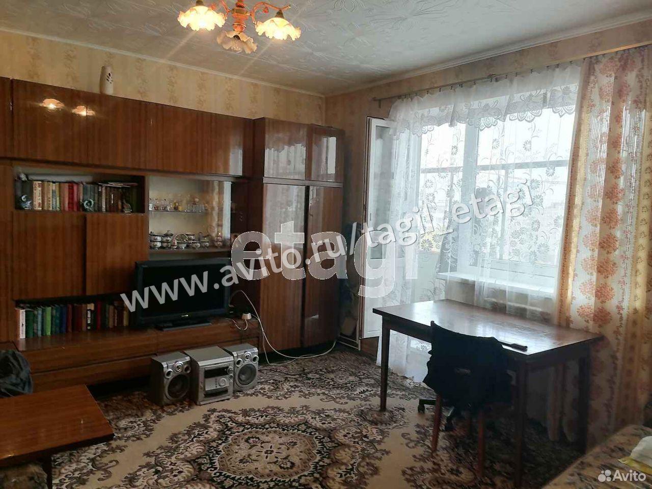 3-к квартира, 60 м², 9/9 эт.  89090115519 купить 2
