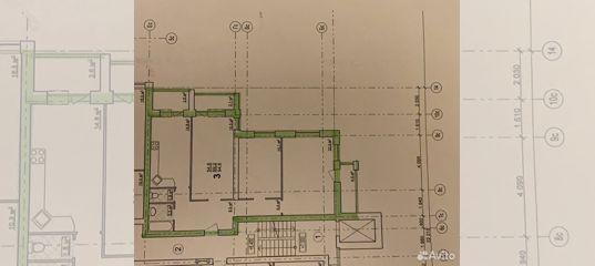 3-к квартира, 94.6 м², 4/4 эт. в Владимирской области | Покупка и аренда квартир | Авито