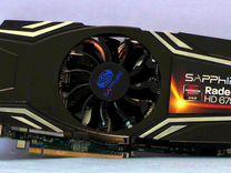 Видеокарта для игр Sapphire HD6790 1Gb 256b DDR5