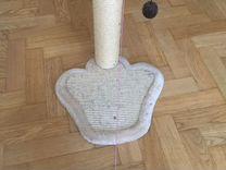 Когтеточка 45 см и игрунок