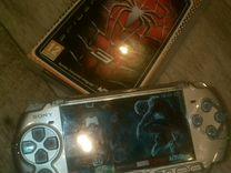 Sony PSP 3008 + 7 игр