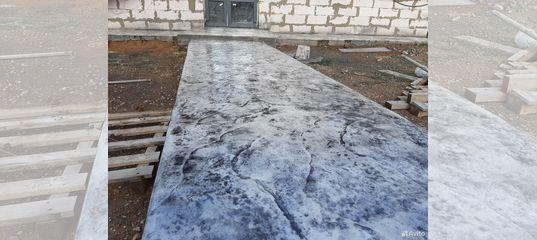 Печатный бетон симферополь приготовление цементного раствора калькулятор