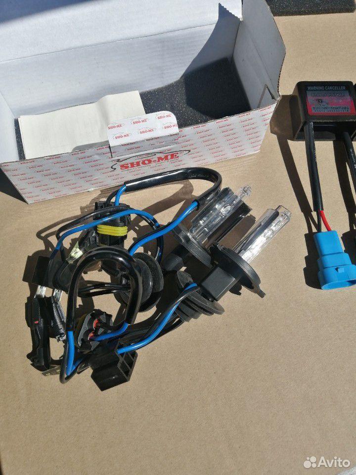 Комплект ксеноновых ламп sho-me Н4 +розжиги  89043175700 купить 1