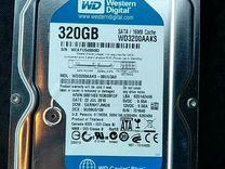 Жесткий диск 320Гб — Товары для компьютера в Краснодаре