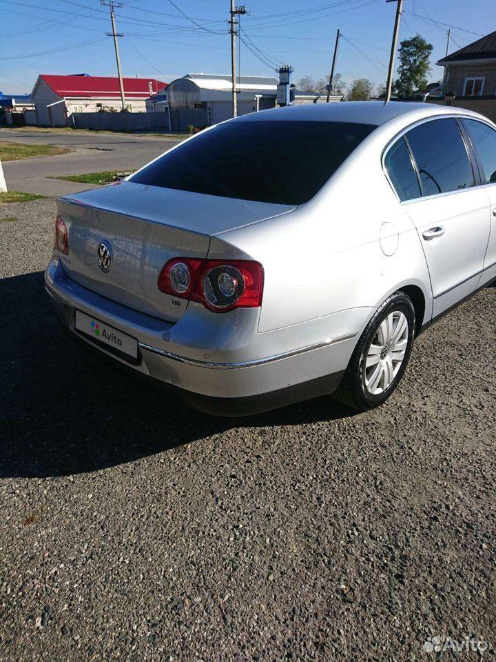 Volkswagen Passat, 2008  89632857188 купить 8