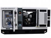 Генератор дизельный 66 кВт электростанция