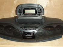 Panasonic rx-dt 75 обмен — Аудио и видео в Екатеринбурге