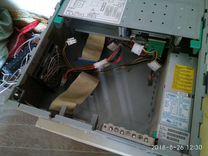 Корпус HP ATX desktop лежачий с блоком питания