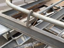 Подвесные пути трубчатые для транспортировки