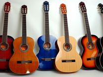 Новые гитары напрямую от производителя