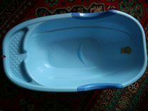 Ванна детская и 2 горшка