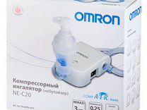 Ингалятор Omron CompAir NE-C20 (NE-C802-RU)