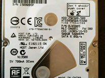 """Жесткий диск Hitachi 500 gb 2,5"""" — Товары для компьютера в Москве"""