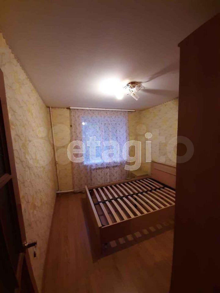 3-к квартира, 63.9 м², 1/2 эт.