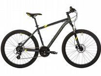 Велосипед 26 Aspect nickel (Черно-зеленый)
