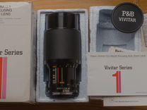 Vivitar Series 1 70-210 мм 1:3.5 for nikon