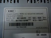 Магнитола Kia Ceed 2