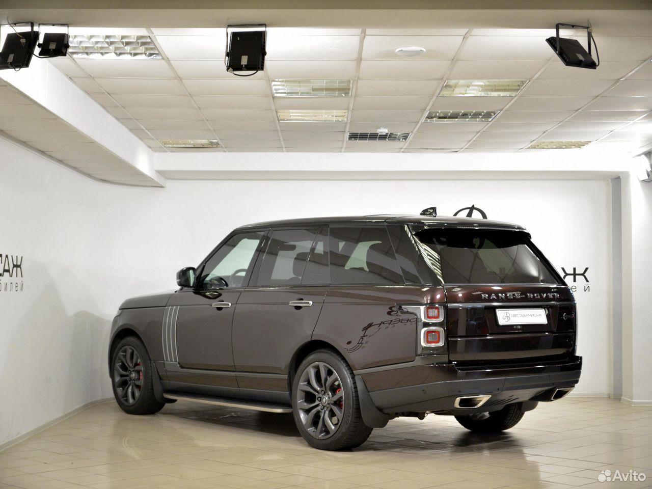 Land Rover Range Rover, 2018  88126048925 купить 5