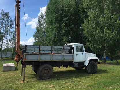 Продается ямобур бкм-317