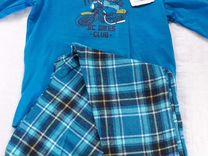 Пижама байка р98-104