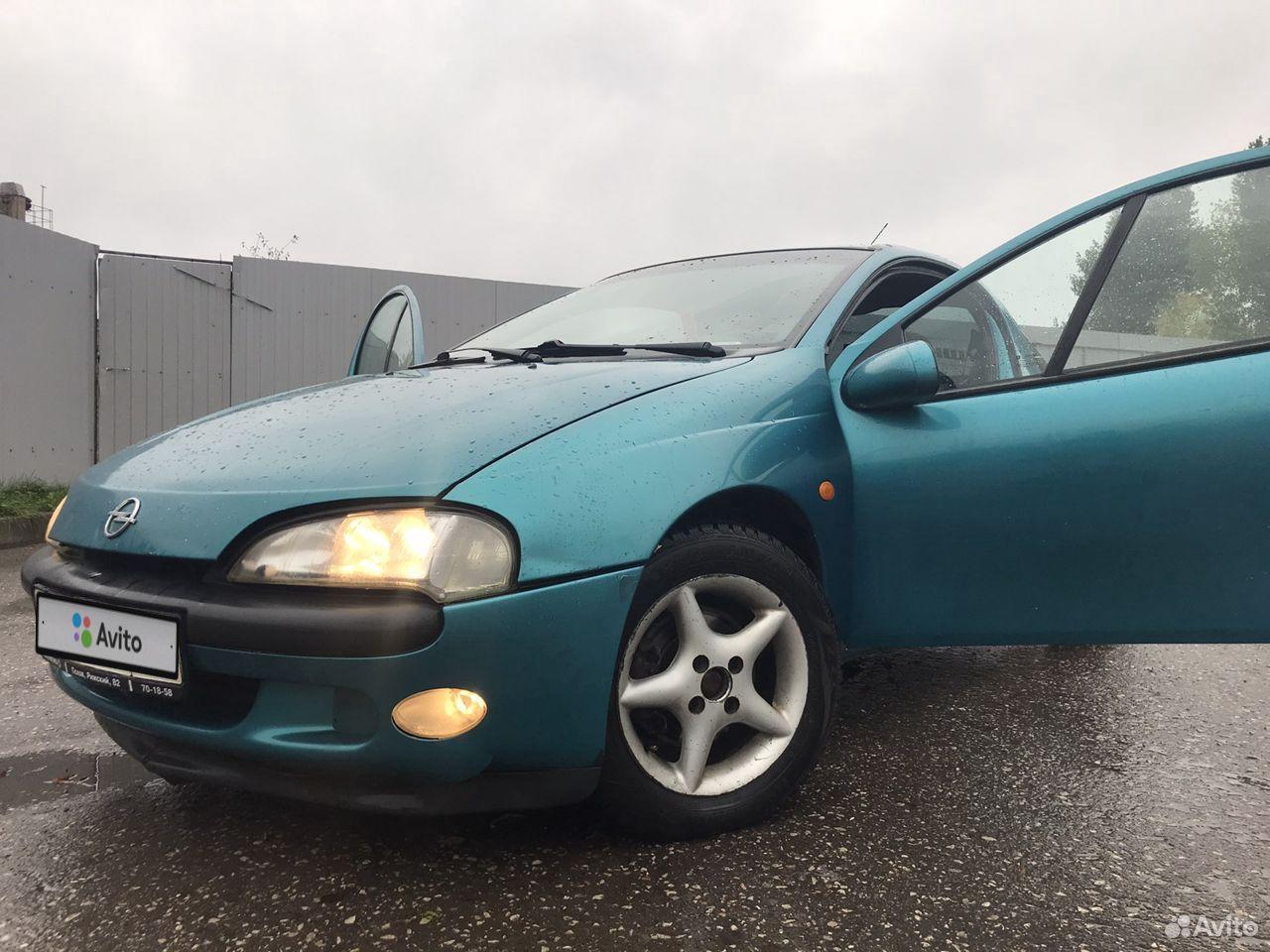 Opel Tigra, 1995 89062214255 купить 1