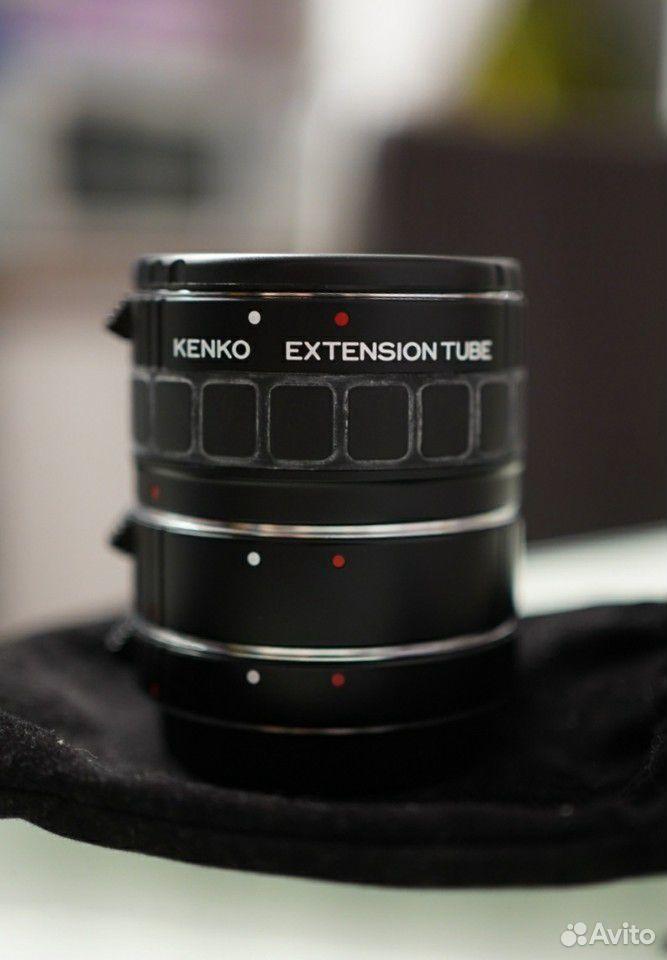 Макрокольца Kenko Extension Tube Set DG AF/s  89608904041 купить 1